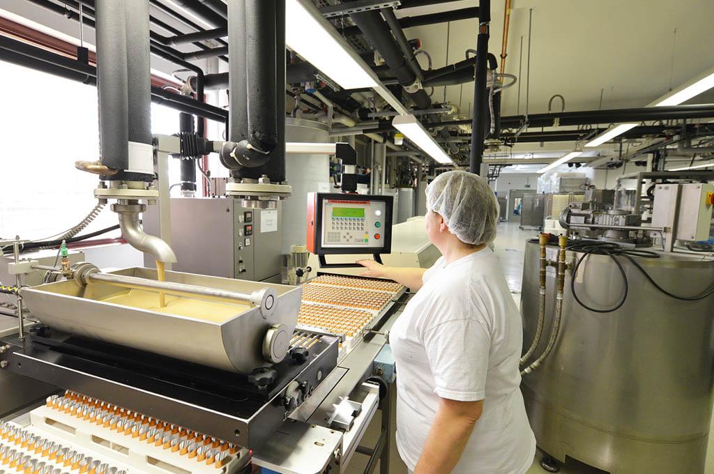 Meccanica industriale per il settore alimentare